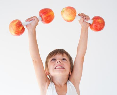 bio Ernährung und Bewegung